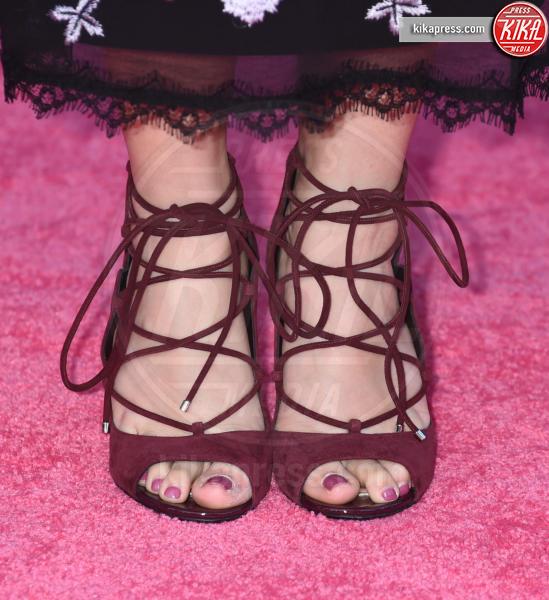 Hayley Orrantia - Westwood - 26-07-2016 - Mila Kunis incinta guida le Bad Moms di Hollywood