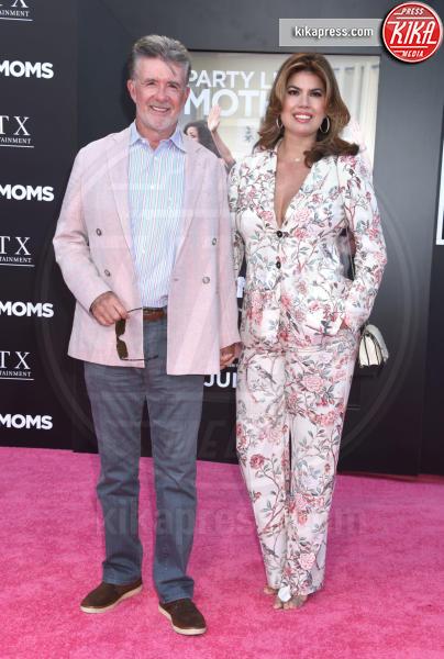 Tanya Callau, Alan Thicke - Westwood - 26-07-2016 - Mila Kunis incinta guida le Bad Moms di Hollywood