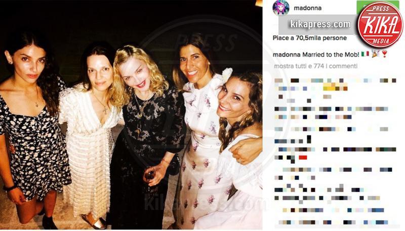 Madonna - Puglia - 28-07-2016 - Gli indizi per trovare Madonna durante le sue vacanze in Puglia