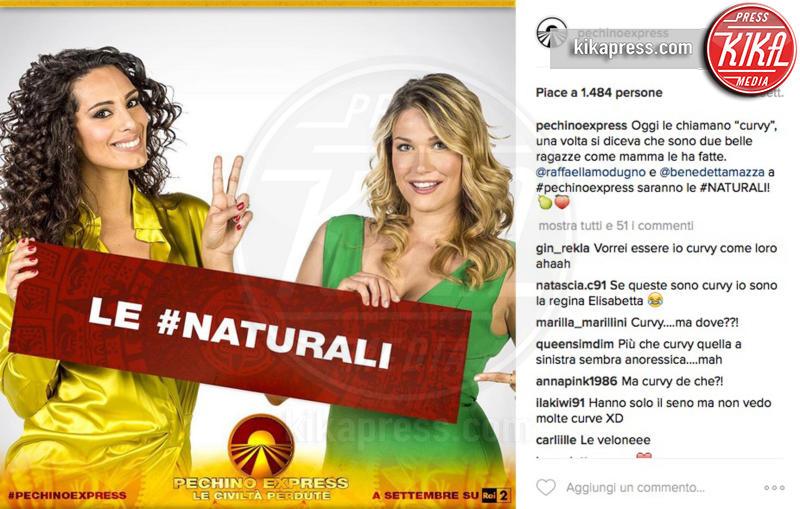 Le Naturali, Benedetta Mazza, Raffaella Modugno - 28-07-2016 - Pechino Express 2016, una foto svela i finalisti?