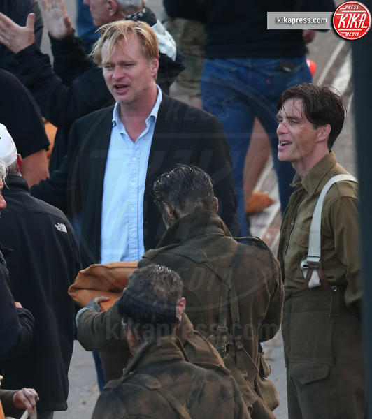 Harry Styles, Cillian Murphy, Christopher Nolan - Weymouth - 28-07-2016 - Harry Styles, il nuovo soldato di Christopher Nolan