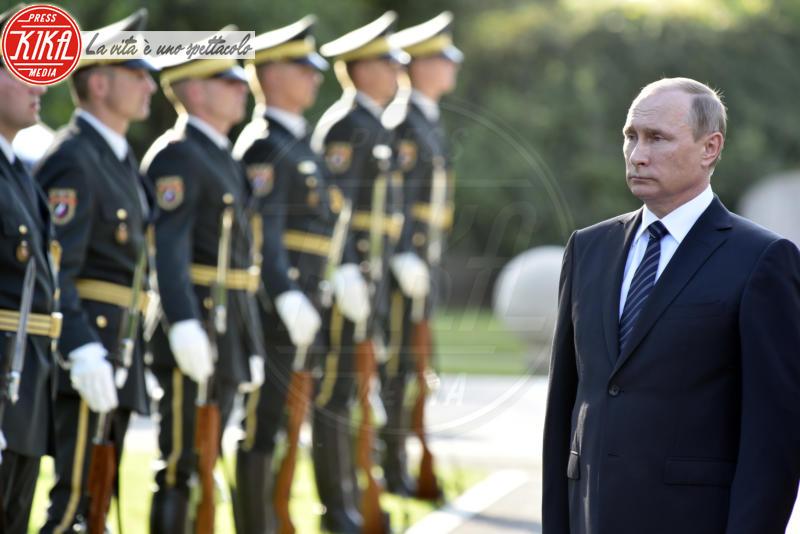 Vrsic, Visita Vladimir Putin, Vladimir Putin - Los Angeles - 06-03-2017 - Top 100 più influenti: tanta Hollywood, c'è anche un italiano
