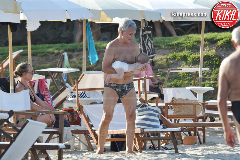 Tobia Vendola, Nichi Vendola - Otranto - 01-08-2016 - Nichi Vendola-Ed Testa, due uomini e un bebè