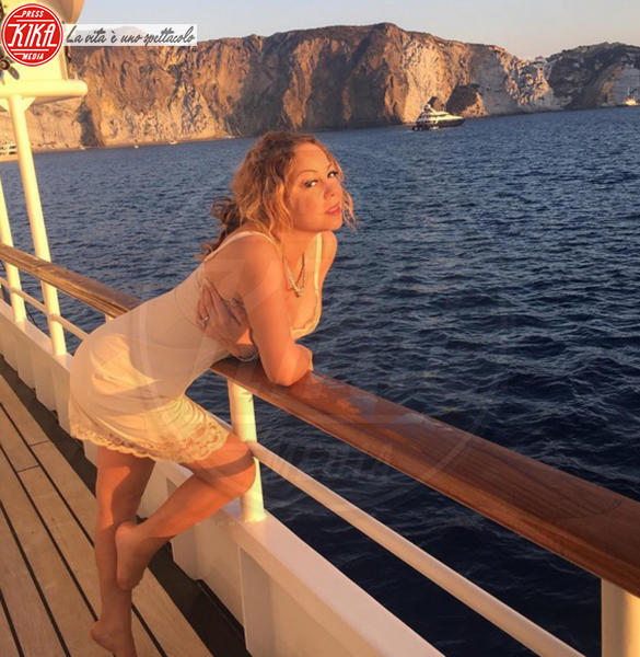Mariah Carey - Capri - 01-08-2016 - Le star che non pensavi avessero il fondoschiena rifatto