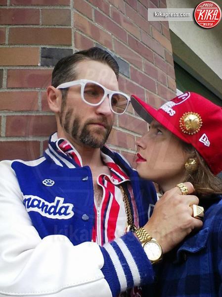 Christopher Robinson, Amanda Knox - Seattle - 02-08-2016 - Amanda Knox: la rivelazione shock su Perugia