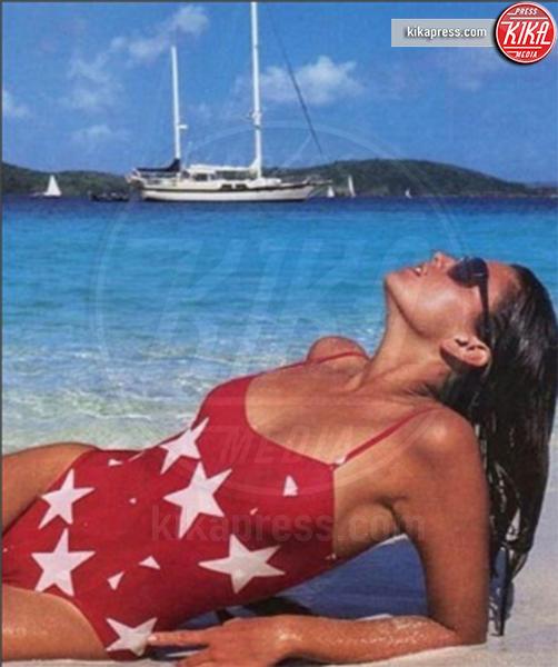 Cindy Crawford - Miami - 09-08-2015 - Elle MacPherson compie 54 anni ma il tempo per lei si è fermato