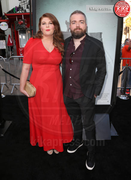 David Sandberg, Lotta Losten - Hollywood - 19-07-2016 - David F. Sandberg: