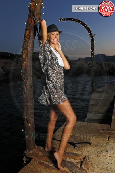 Adriana Volpe - 17-08-2010 - Adriana Volpe, un'estate al top... e al lavoro!