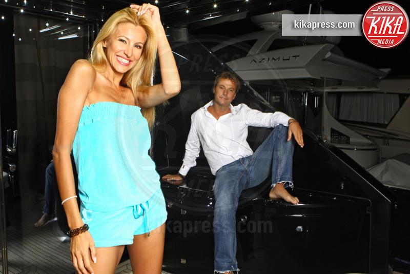 Roberto Parli, Adriana Volpe - 17-08-2010 - Adriana Volpe, un'estate al top... e al lavoro!