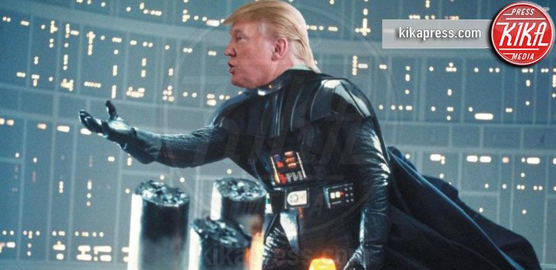 Donald Trump - Hollywood - 04-08-2016 - #DonaldTrumpTheMovie: il cinema sfotte Trump