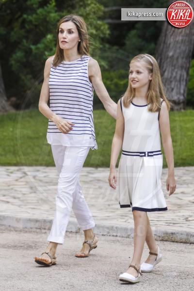 Principessa Leonor di Borbone, Letizia Ortiz - Palma de Mallorca - 04-08-2016 - Saranno loro a sedersi, un giorno, sui troni d'Europa
