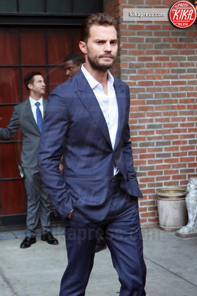 Jamie Dornan - New York - 04-08-2016 - Jamie Dornan si confessa dopo 50 Sfumature di Nero