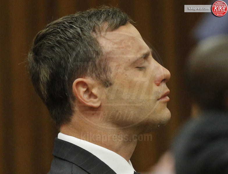 Oscar Pistorius - Pretoria - 20-08-2013 - Autolesionismo da star, da Gino Paoli a Sophie Turner