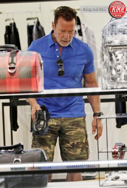 Arnold Schwarzenegger - Vancouver - 06-08-2016 - La vita di Arnold Schwarzenegger diventa una serie tv