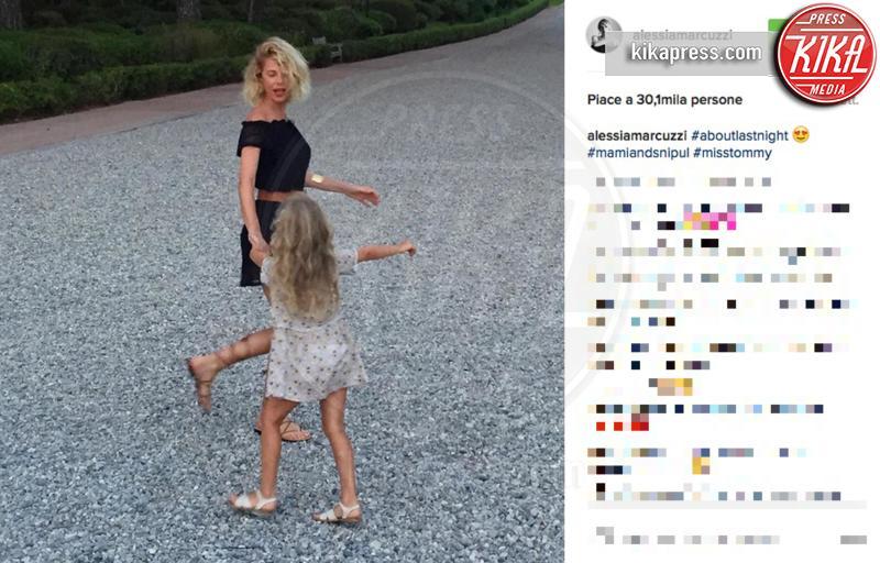 Mia Facchinetti, Alessia Marcuzzi - 09-08-2016 - Alessia Marcuzzi è ambasciatrice del World Food Programme Italia