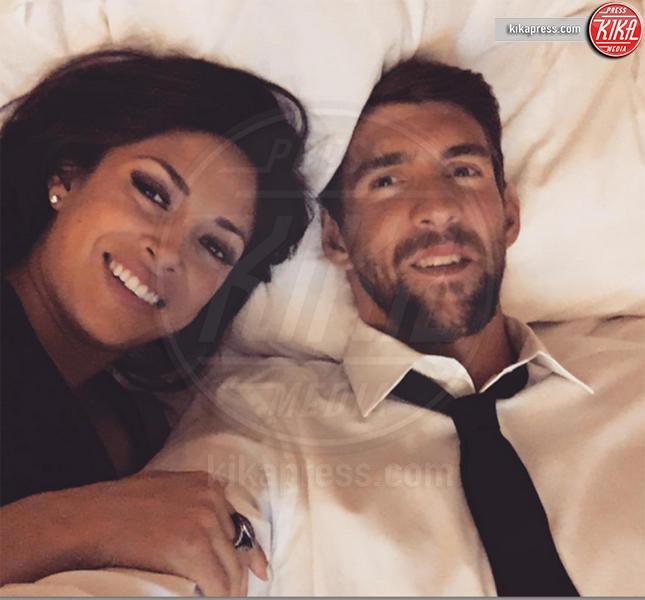 Michael Phelps, Nicole Johnson - 08-08-2016 - Dani Alves sposo in segreto, ma quante star come lui!