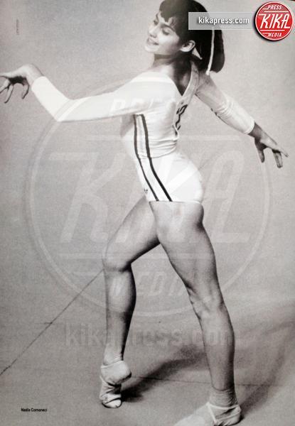 Nadia Comaneci - MONTREAL - 09-07-2012 - Simone Biles:
