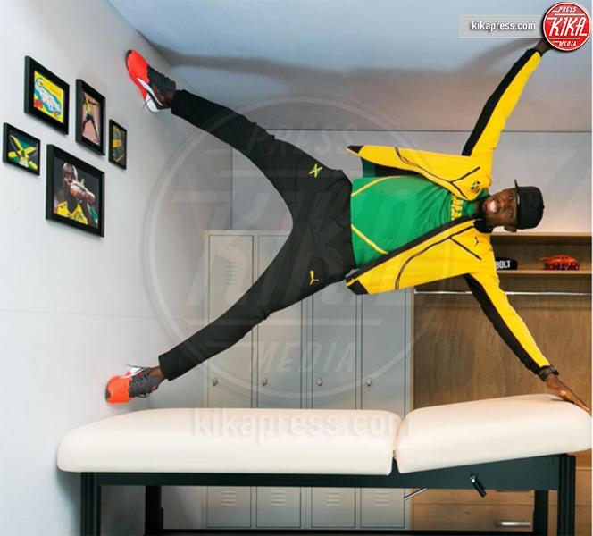 Usain Bolt - Rio de Janeiro - 18-08-2016 - Usain Bolt, notte brava a Rio: scappatella con una studentessa