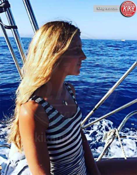 Nicoletta Romanoff - Capo Rizzuto - 22-08-2016 - Senza Pasotti, Romanoff va in campeggio al mare con i figli