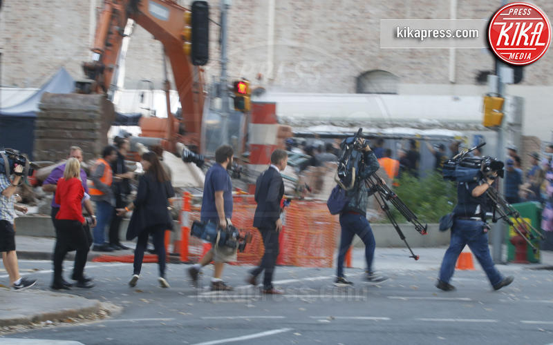 set Thor: Ragnarok - Brisbane - 22-08-2017 - Hemsworth-Hiddleston, le prime foto sul set di Ragnarok