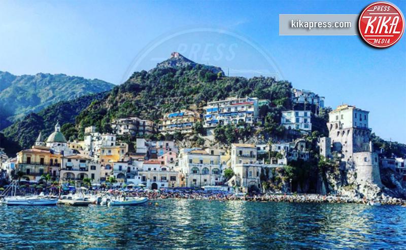 Cristiana Capotondi - ITALIA - 24-08-2016 - Finita la gita via mare di Cristiana Capotondi e il compagno