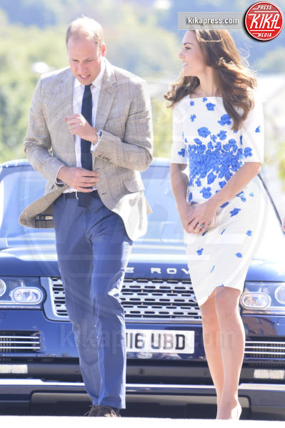 Principe William, Kate Middleton - Luton - 24-08-2016 - Chi lo indossa meglio? Kate Middleton e Mindy Kaling