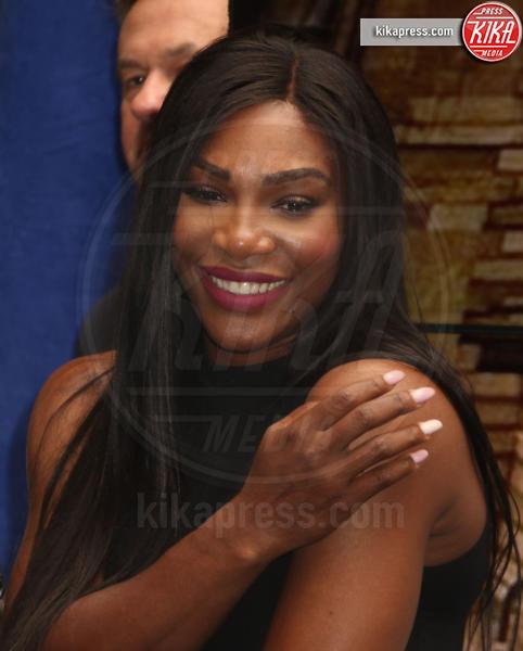 Serena Williams - New York - 25-08-2016 - Serena Williams: la prima foto con Alexis Olympia