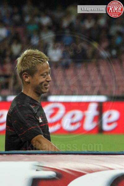 Keisuke Honda - Napoli - 27-08-2016 - Il Napoli batte il Milan: rossoneri chiudono in 9