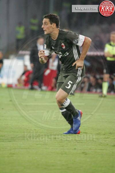 Giacomo Bonaventura - Napoli - 27-08-2016 - Il Napoli batte il Milan: rossoneri chiudono in 9