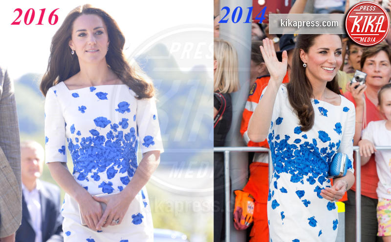 Kate Middleton - 29-08-2016 - Chi lo indossa meglio? Kate Middleton e Mindy Kaling