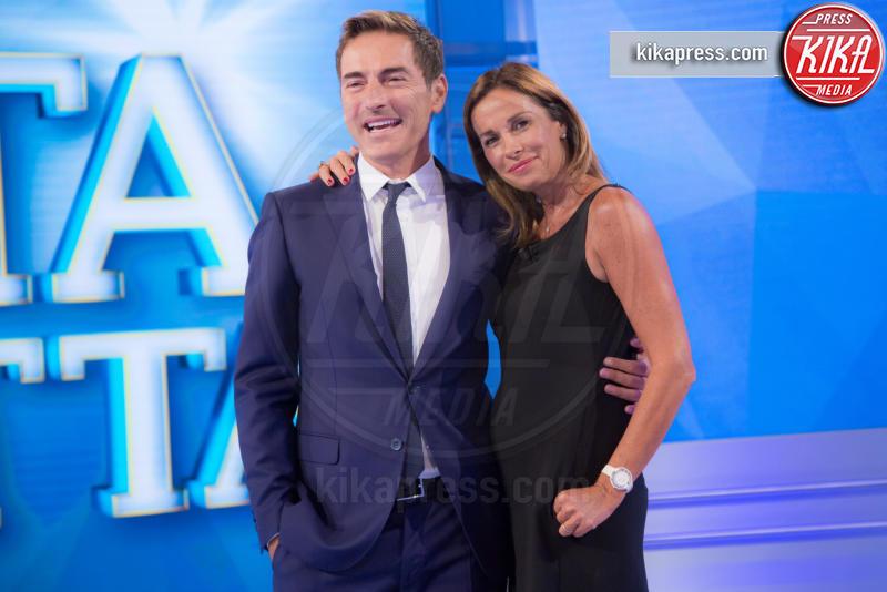 Marco Liorni, Cristina Parodi - Roma - 30-08-2016 - La Vita in diretta, addio Cristina Parodi, ecco chi al suo posto