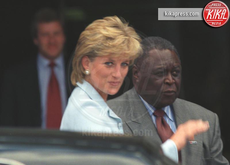 Lady Diana - Londra - 06-06-1997 -