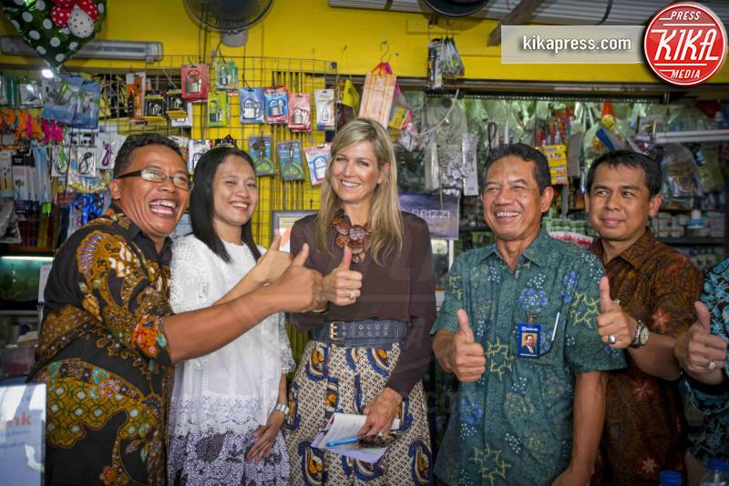 Regina Maxima d'Olanda - Jakarta - 31-08-2016 - Donne per un mondo migliore, quante ambasciatrici tra le vip!