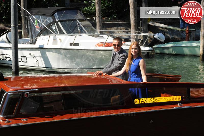 Jeremy Renner, Amy Adams - Lido di Venezia - 01-09-2016 - Venezia 73: Belen Rodriguez sbarca al Lido