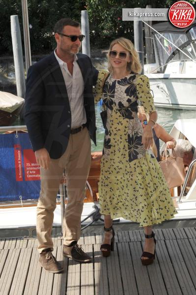 Liev Schreiber, Naomi Watts - Venezia - 02-09-2016 - Naomi Watts e Liev Schreiber, addio dopo 11 anni
