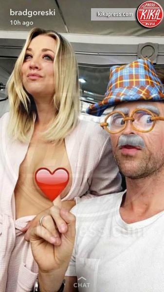 Brad Goresky, Kaley Cuoco - Hollywood - 02-09-2016 - Emily Ratajkowsky nuda, di nuovo, e il web impazzisce