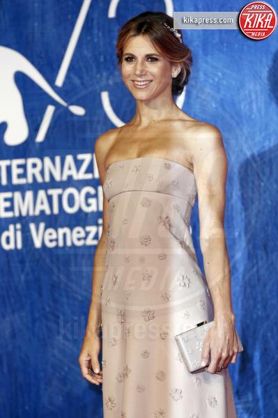 Nicoletta Romanoff - Venezia - 03-09-2016 - Il dolce annuncio di Nicoletta Romanoff: