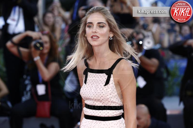Chiara Ferragni - Venezia - 05-09-2016 - Venezia 73: Jude Law è The Young Pope per Paolo Sorrentino