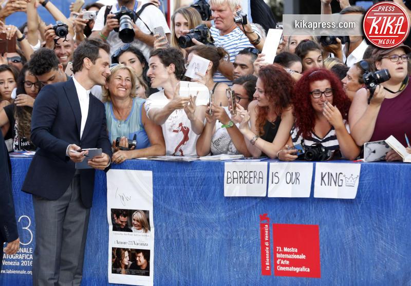 Jude Law - Venice - 03-09-2016 - Jude Law, ecco quale potrebbe essere il suo prossimo ruolo