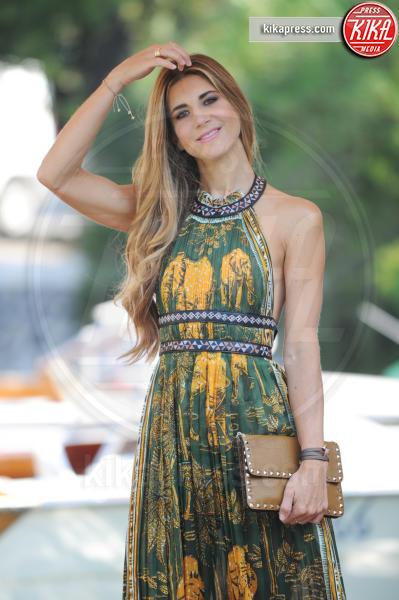 Nicoletta Romanoff - Venezia - 04-09-2016 - Il dolce annuncio di Nicoletta Romanoff: