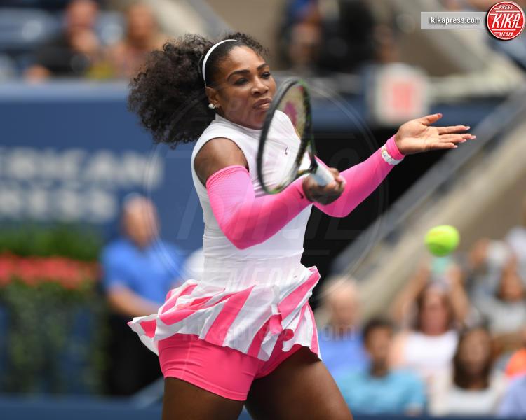 Serena Williams - Flushing Meadows - 03-09-2016 - Serena Williams: la prima foto con Alexis Olympia