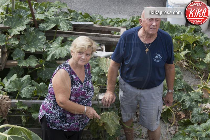 Laura Contestabile, Oreste Giacovaz - Fogliano Redipuglia - 02-09-2016 - Il giardino miracoloso: girasoli e zucche in formato XXL