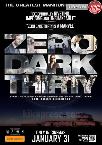 Zero Dark Thirty - - - 09-01-2013 - 11 settembre 2001, i film che ricordano la strage