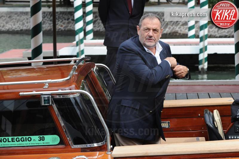 Gianfranco Vissani - Venezia - 06-09-2016 - Elisa Isoardi e Gianfranco Vissani: è nata una coppia?