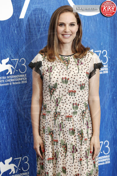 Natalie Portman - Venezia - 07-09-2016 - Venezia 73, il Leone d'Oro va a The woman who left