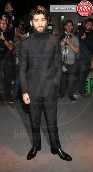 Zayn Malik - New York - 07-09-2016 - New York Fashion Week: il parterre de rois del defilé Tom Ford