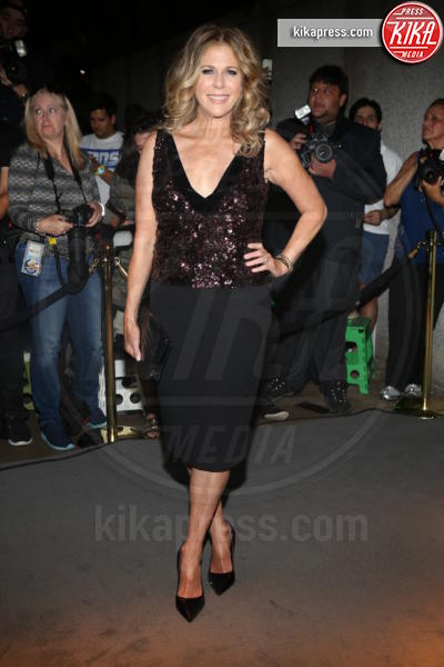 Rita Wilson - New York - 07-09-2016 - New York Fashion Week: il parterre de rois del defilé Tom Ford