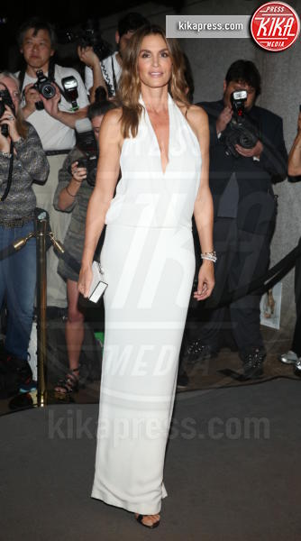 Cindy Crawford - New York - 07-09-2016 - New York Fashion Week: il parterre de rois del defilé Tom Ford