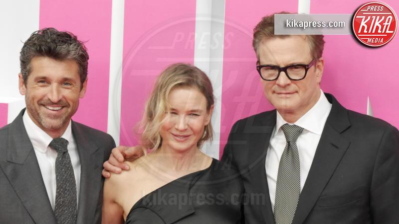 Colin Firth, Patrick Dempsey, Renee Zellweger - Berlino - 07-09-2016 - Siete pronte? Patrick Dempsey torna in tv