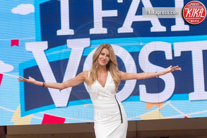 Adriana Volpe - Roma - 08-09-2016 - Ecco perché Laura Forgia ha pianto in diretta a I Fatti Vostri